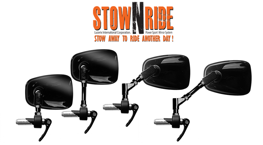 Stow and Ride